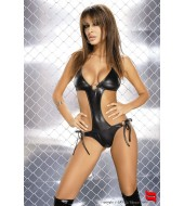 Pin-Up / Lingerie Obsydian Teddy