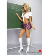 Pin-Up / Lingerie Juicy Schoolgirl