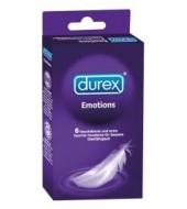 Préservatifs Durex Emotions