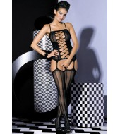 Pin-Up / Lingerie Bodystocking G300