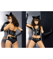 Pin-Up / Lingerie Costume Pussycat