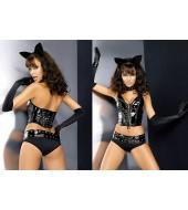 Pin-Up / Lingerie Costume Pussycat