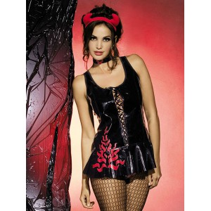 Costume Devil Dress