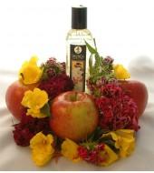 Huiles de massage Huile érotique Passion Pomme